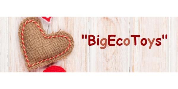 """Магазин іграшок від виробника """"Bigecotoys"""""""