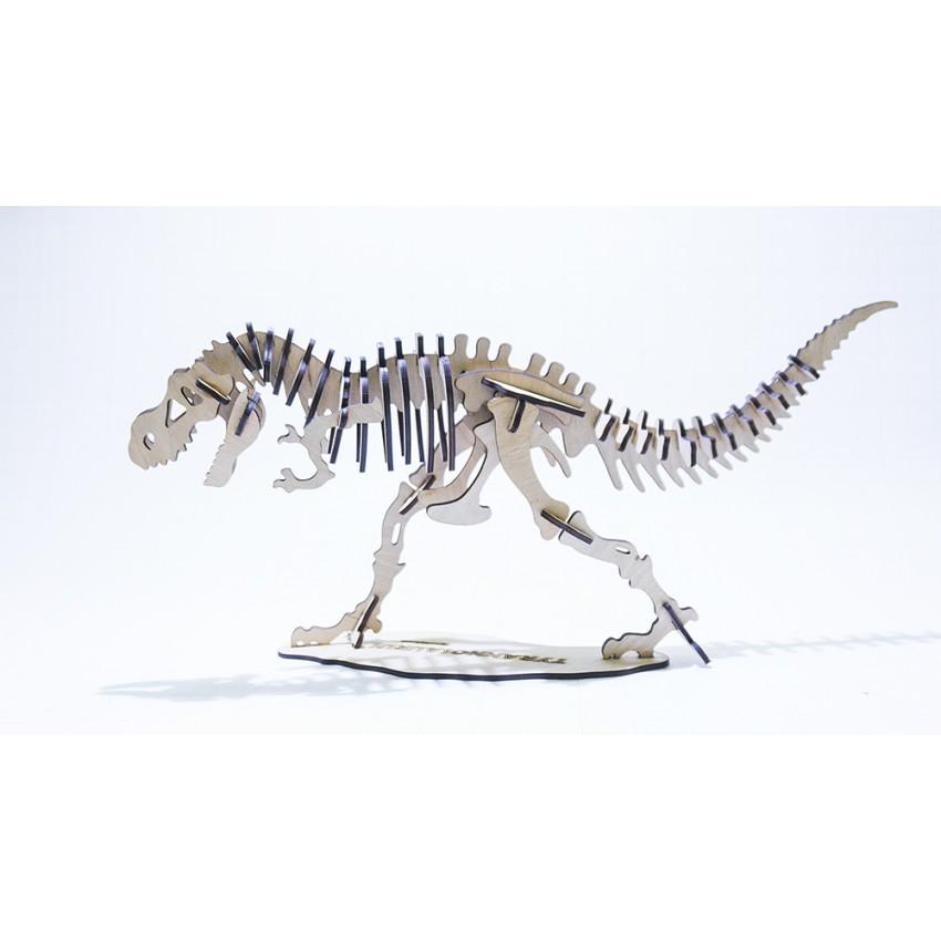 Тираннозавр 3D Пазл