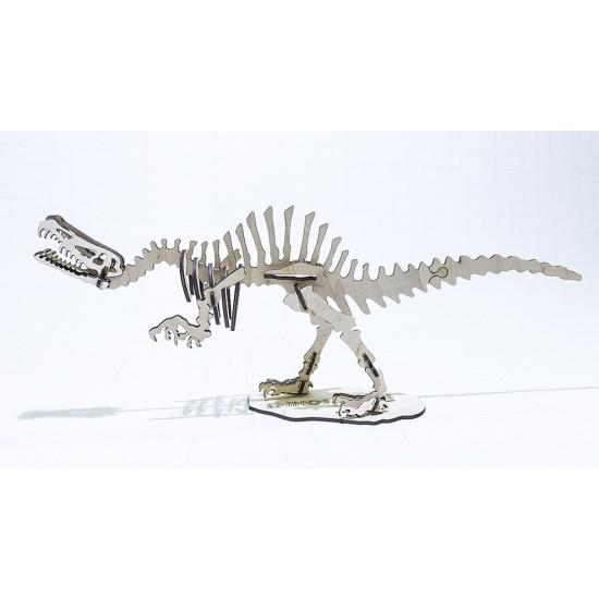 Спинозавр 3D Пазл